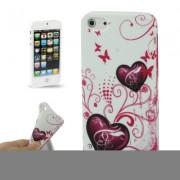 Capa Personalizada Coração para Apple iPhone 5