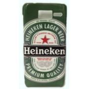 Capa Personalizada série Bebidas Heineken para Motorola Razr i XT890