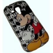 Capa Personalizada Mickey para Samsung Galaxy S Duos S7562