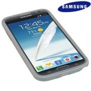 Capa Protetora Premium Samsung Galaxy Note 2 N7100 - Original Samsung  - Cor Branco
