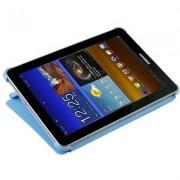 Capa Book estojo para Samsung Galaxy Tab 7.7 GT-P6800 - Cor Azul