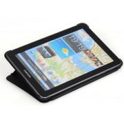 Capa Book estojo para Samsung Galaxy Tab 7.7 GT-P6800 - Cor Preta