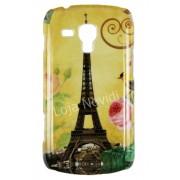 Capa personalizada Torre Paris para Samsung Galaxy S Duos S7562