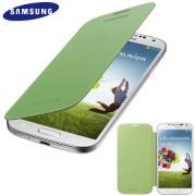 Capa Flip Cover Galaxy S4 - Original Samsung - Cor Verde