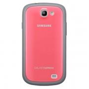 Capa Protetora Premium Samsung Galaxy Express I8730 - Original Samsung 2080 - Cor Rosa