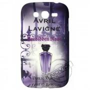 Capa Silicone Perfume Forbidden Rose para Samsung Galaxy Grand Duos I9082