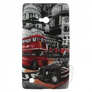 Capa Personalizada Londres para Nokia Lumia 720