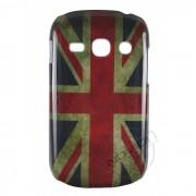 Capa Rígida Bandeira Envelhecida da Inglaterra para Galaxy Fame