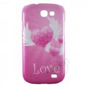 Capa Personalizada Corações Love para Galaxy Express I8730