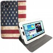 Capa para tablet personalizada USA Samsung Galaxy Note 10.1 N8000 / N8100