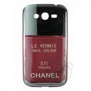 Capa Personalizada Chanel Le Vernis Fracas para Samsung Galaxy Grand Duos I9082