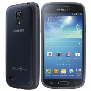 Capa Protetora Premium Samsung Galaxy S4 mini - Original Samsung - Cor Azul Marinho