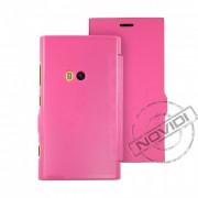 Capa Flip Cover para Nokia Lumia 920 – Cor Rosa
