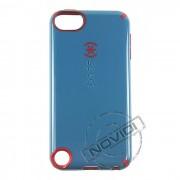 Capa Speck CandyShell Séries para Apple iPod touch 5G - Cor Azul/Vermelho