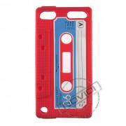 Capa Personalizada Fita Cassete para Apple Ipod Touch 5 - Cor Vermelha #sohoje
