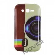 Capa Personalizada Instagram para Samsung Galaxy Grand Duos I9082 #sohoje