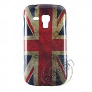 Capa Personalizada Bandeira da Inglaterra para Samsung Galaxy S Duos S7562