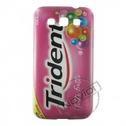 Capa Personalizada Trident Tutti Frutti para Samsung Galaxy Win Duos I8552
