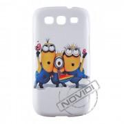 Capa Personalizada Meu Malvado Favorito para Samsung Galaxy Win Duos I8552 - Modelo 2