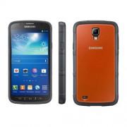 Capa Protetora Premium Samsung Galaxy S4 Active GT-I9295 - Original Samsung - Cor Laranja