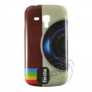 Capa Personalizada Instagram para Samsung Galaxy S Duos S7562