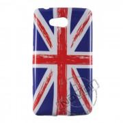 Capa Personalizada Bandeira Inglaterra para Nokia Lumia 820