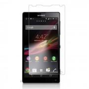 Kit com 2 Películas protetora fosca anti-reflexo para Sony Xperia ZQ