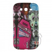 Capa Personalizada Monster High para Samsung Galaxy Grand Duos I9082 - Modelo 3