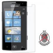 Kit com 2 Películas protetora fosca anti-reflexo para Samsung Omnia W I8350