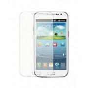 Kit com 2 Películas transparente lisa protetor de tela para Samsung Galaxy Win Duos I8552