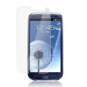 Kit com 2 Películas transparente lisa protetor de tela para Samsung Galaxy S4 Mini I9190