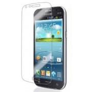 Kit com 2 Películas transparente lisa protetor de tela para Samsung Galaxy Core I8260