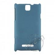 Capa Rígida para o Sony Xperia E - Cor Azul Marinho