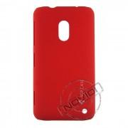 Capa Rígida para Nokia Lumia 620 - Cor Vermelha