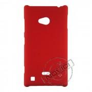 Capa Rígida para Nokia Lumia 720 - Cor Vermelha