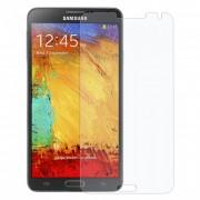 Kit com 2 Películas transparente lisa protetor de tela para Samsung Galaxy Note 3 N9005