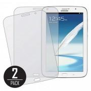 Kit com 2 Pel�culas protetora Pro fosca anti-reflexo / anti-marcas de dedos para Samsung Galaxy Note 8.0 N5100/N5110