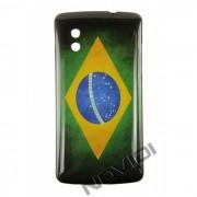Capa Personalizada Bandeira do Brasil Envelhecida para LG Nexus 5 D821