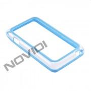 Capa Bumper para Motorola D1 XT918 - Cor Azul