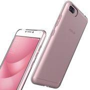 Capa TPU para Azus Zenfone 4 Max 5.5 ZC554KL - Cor Transparente
