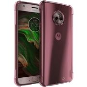 Capa Anti Impacto para Motorola Moto X4 - Rosa
