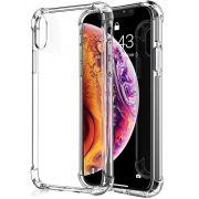 Capa Case Shell + Película 3d iphone XS Max - Branca