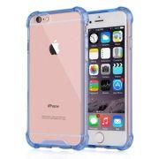 Capa Fusion Shell Anti-Impacto Premium para iPhone 7 4.7- Azul Translucida