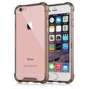 Capa Fusion Shell Anti-Impacto Premium para iPhone 7 4.7- Grafite Translucida