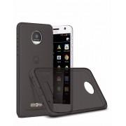Capa TPU Grafite + Película de Silicone/Gel para Motorola Moto Z2 Play Xt1710