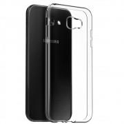 Capa TPU Transparente + Película de Vidro Temperado para Samsung Galaxy A5 2017