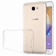 Kit Capa TPU + Película de Vidro para Samsung Galaxy J5 Prime - Transparente
