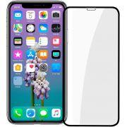 Película De Vidro Bordas 3d Iphone 11 Pro Max - Preta