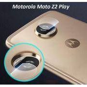 Película De Vidro Câmera Motorola Moto Z2 Play