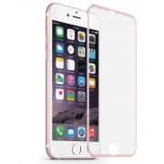 Película de Vidro Temperado com Bordas Rose para Apple iPhone 7 (4.7)